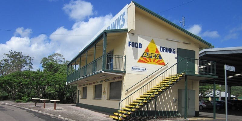 Apex Building at Nambour Showgrounds